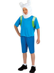 Boys Finn Costume - Adventure Time