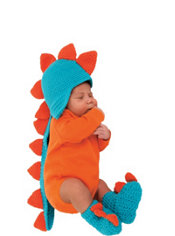 Baby Dash the Dragon Costume