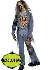 Boys Corpse Zombie Costume