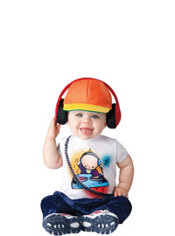 Baby Beats DJ Costume
