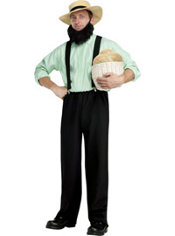 Adult Amish Costume