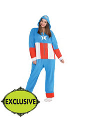 American Dream One Piece Costume