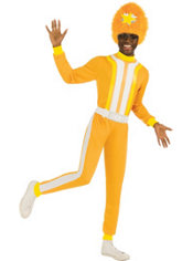 Adult DJ Lance Rock Costume - Yo Gabba Gabba