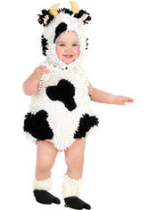 Baby Kelly the Cow Costume