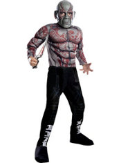 Boys Drax the Destroyer Muscle Costume - Guardians of the Galaxy
