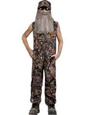Boys Duck Hunter Costume