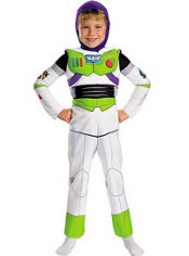 Boys Buzz Lightyear Costume - Toy Story