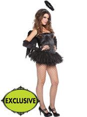 Adult Dark Angel Costume