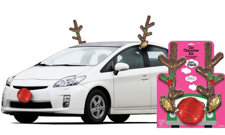 Party City Antlers Car