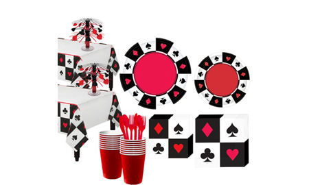 quick shop - Casino Party Decorations
