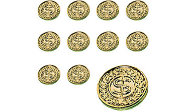 Gold Coins 400ct