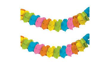 Multicolor Paper Garland