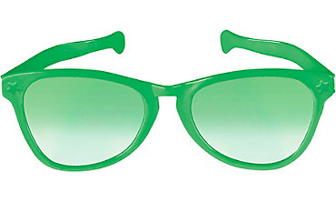 Green Giant Fun Glasses