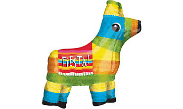 Foil Pinata Balloon 30in