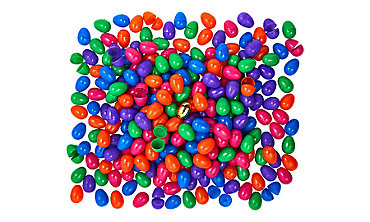 Fillable Easter Eggs 250ct<span class=messagesale><br><b>6¢ per piece!</b></br></span>