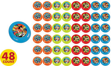 Toy Story Flying Discs 48ct