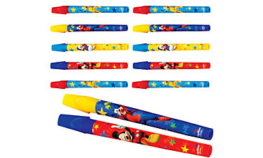 Mickey Mouse Flutes 48ct