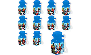 Avengers Mini Bubbles 48ct