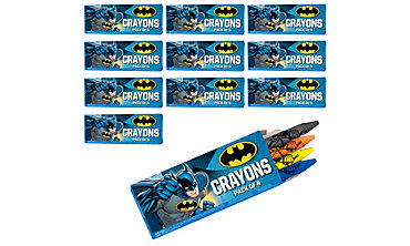 Batman Crayon Boxes 48ct