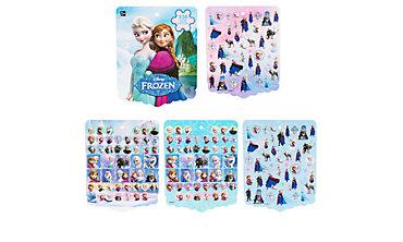 Jumbo Frozen Sticker Book 8 Sheets