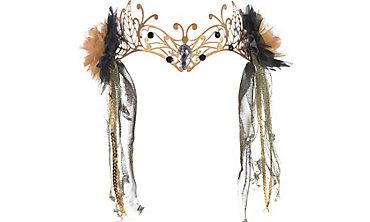 Gold Fairy Headpiece