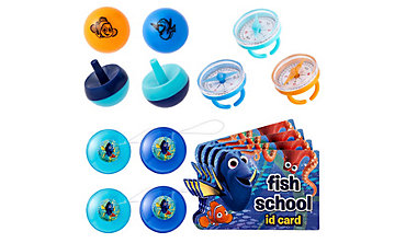 Finding Dory Favor Pack 100pc