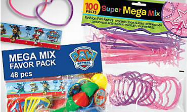 Party Favor Mega Packs
