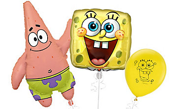 Spongebob Themed Balloons