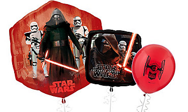 Star Wars Themed Balloons