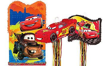 Cars Pinatas