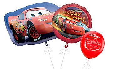 Cars Themed Balloons