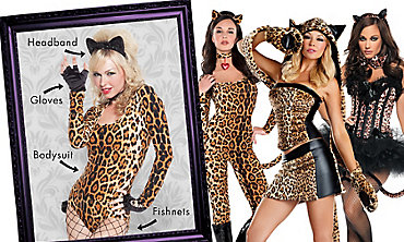 Luscious Leopard Mix & Match Women's Looks