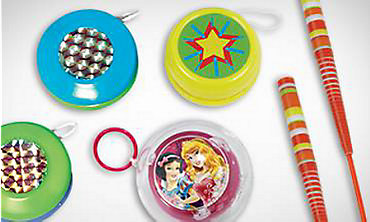 Yo-Yo Party Favors