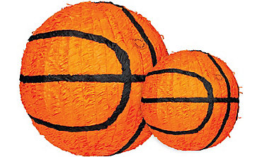 Basketball Pinatas
