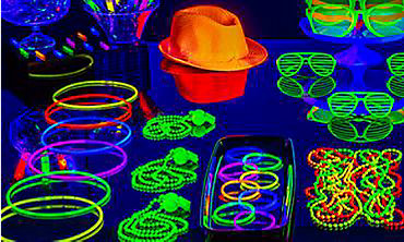 Glow Sticks & Necklaces