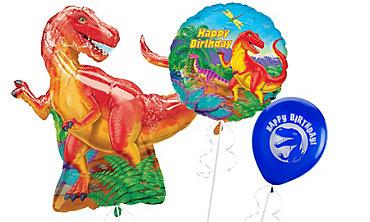 Prehistoric Dinosaur Balloons