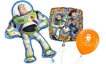 Toy Story Themed Balloons