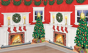 christmas decorations - Party City Decorations