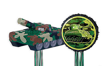 Camouflage Pinatas