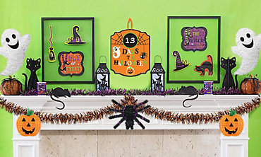 Halloween Wall Decorations