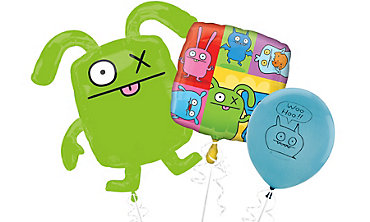 Uglydoll Themed Balloons