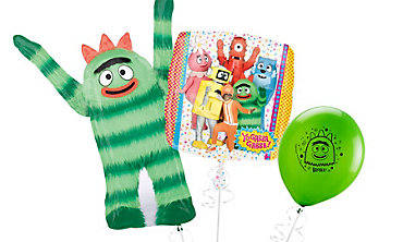 Yo Gabba Gabba Balloons