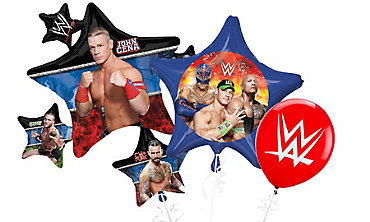 WWE Themed Balloons
