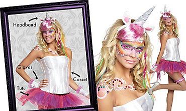 Mystical Unicorn Mix & Match Women's Looks