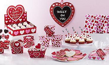 Valentines Day Baking Supplies