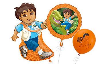 Go Diego Balloons