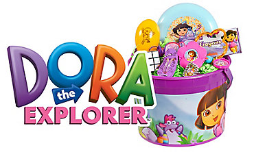 Dora the Explorer Party Favors