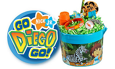 Go, Diego, Go! Party Favors