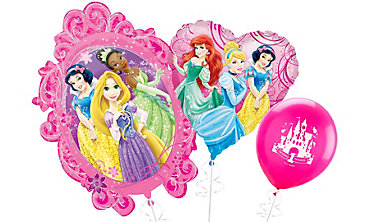 Disney Princess Themed Balloons