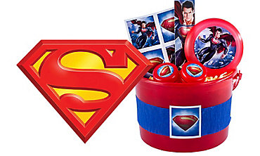 Superman Party Favors